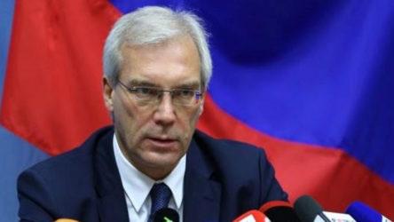 Rusya Dışişleri Bakan Yardımcısı: Rusya'yı bir tehdit olarak düşünmek kolay
