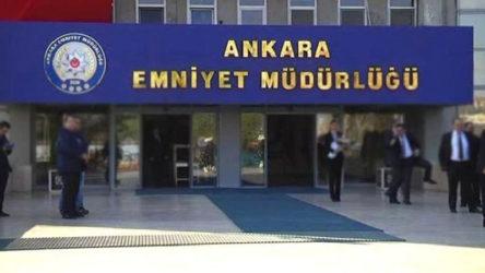 Ankara Emniyet Müdürlüğü'nden Altındağ açıklaması: 76 kişi gözaltına alındı