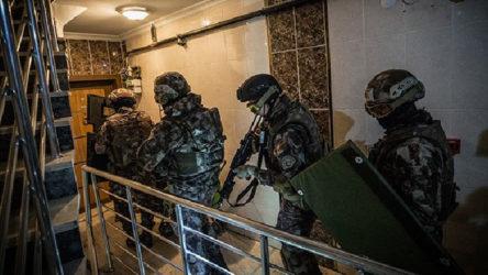 İstanbul'da sabaha karşı uyuşturucu operasyonu