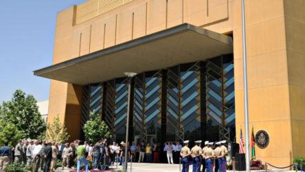 ABD, Kabil Büyükelçiliğini tahliye ediyor
