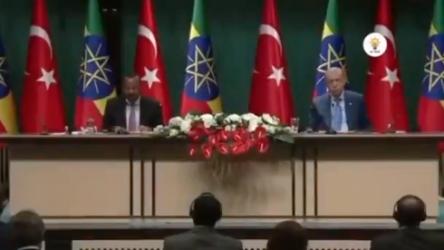 Etiyopya Başbakanı Atatürk'ü övdü, sözleri Erdoğan'a bağlandı