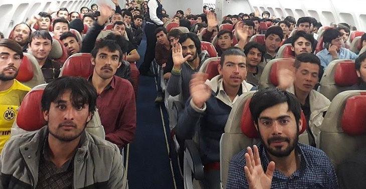 Rusya, şartlı olarak bin Afgan'ı ülkeye alacak