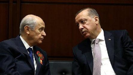 AKP-MHP ittifakının oyları eriyor
