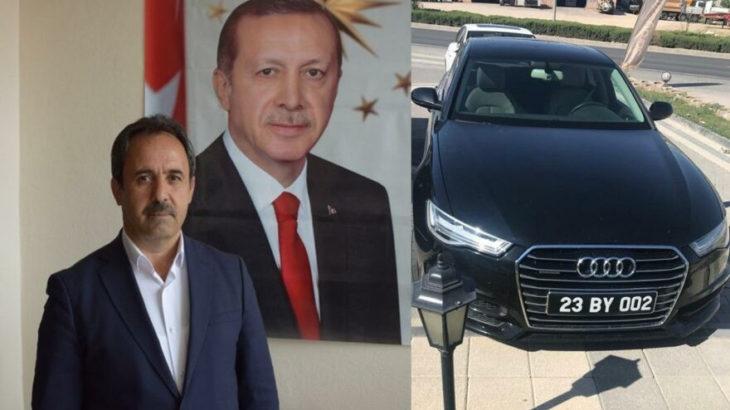 AKP'li başkandan 'AUDİ' savunması: Şahin alacak halimiz yok ya