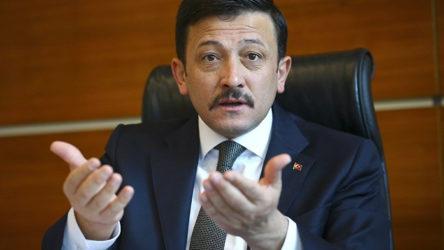 AKP'li Hamza Dağ: Seçim barajı konusunda yüzde 7'de anlaştık