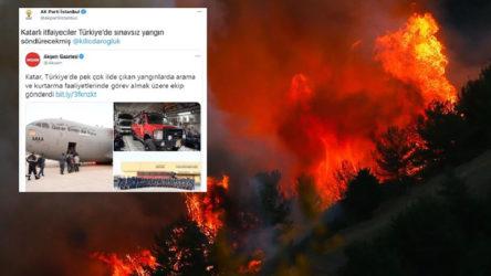 Türkiye yanıyor, AKP 'makara' yapıyor!