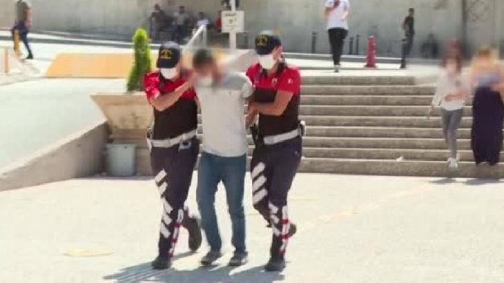 Mamak'ta 15 yaşındaki kız çocuğuna işkence eden şahıslar tutuklandı