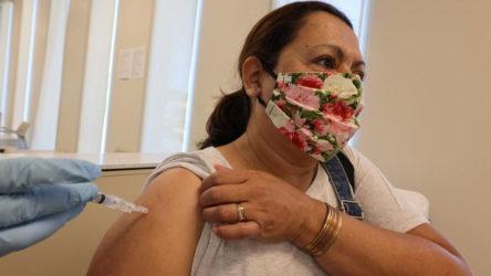 Urfa'da aşı kampanyası: 1000 TL hediye çeki