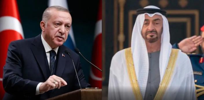 Erdoğan ve BAE arasında yakınlaşma devam ediyor