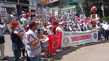 Bel Karper işçilerinden Fransız tekeline uyarı: Atılan işçiler geri alınsın, TİS imzalansın