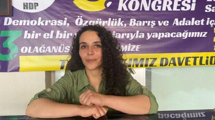 HDP İl Eşbaşkanı'na tutuklama