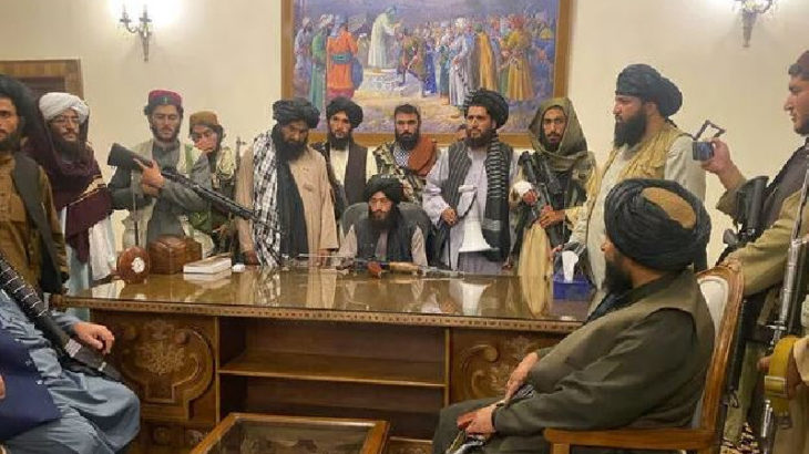 BMGK'dan Afganistan çağrısı