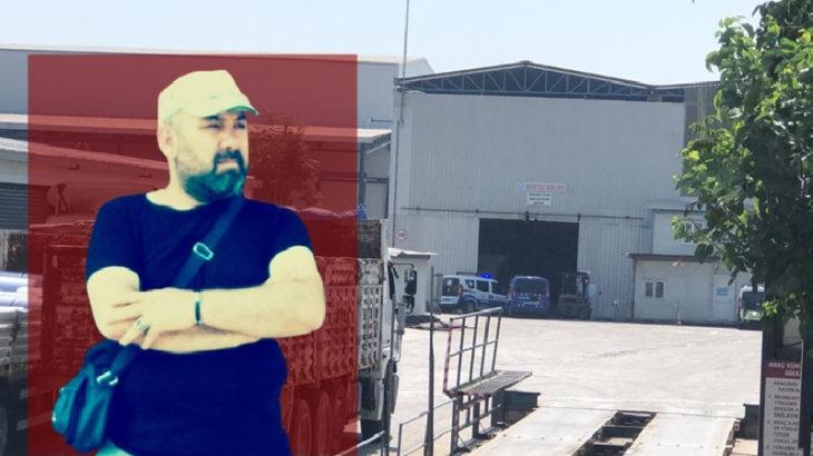Fabrikada iş cinayeti: Başına demir parçası düşen 56 yaşındaki işçi hayatını kaybetti