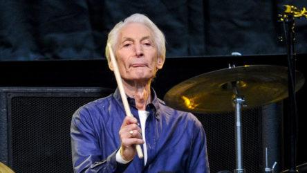 Rolling Stones üyesi Charlie Watts yaşamını yitirdi