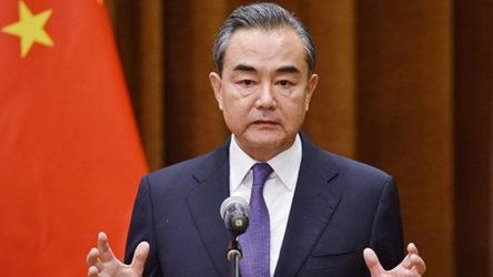 Çin Dışişleri Bakanı Vang'dan Afganistan açıklaması!