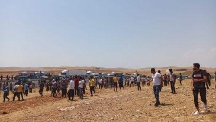 Şanlıurfa'da elektrik şirketini protesto ederken gözaltına alınan 18 çifçi serbest bırakıldı
