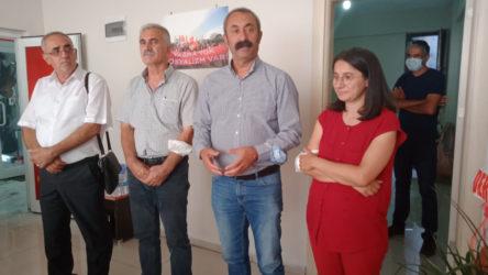 TKH, Dersim'de il binasını açtı