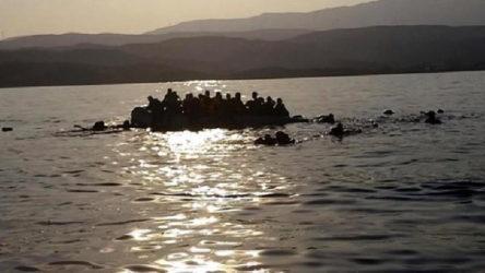Göçmen teknesi battı: 39 kişi yaşamını yitirdi