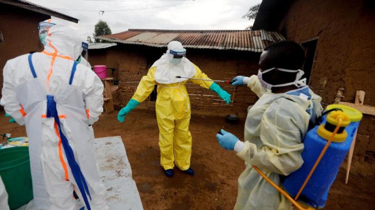 Ebola vakası 25 yıl sonra yeniden görüldü