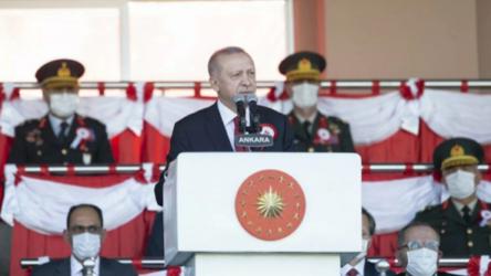 Erdoğan'dan FETÖ-TSK ilişkisi hakkında açıklama