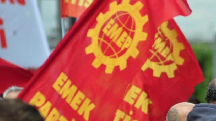 Emek Partisi'nin Sedat Peker bildirisine soruşturma