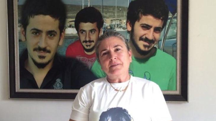 Ali İsmail Korkmaz'ın annesi Emel Korkmaz'dan iyi haber