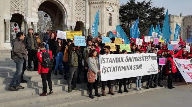 TKH Gençliği: Üniversiteler, hayalini kurduğumuz memleketin kavgasını vermek için bizi bekliyor