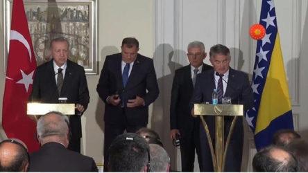 Erdoğan: En güçlüyüm diyen ülkelerin Afganistan'dan daha dikkatli çıkmalarını beklerdik