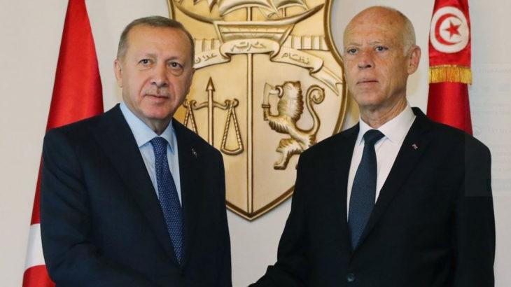Erdoğan'dan Tunus hamlesi