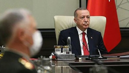 Erdoğan 'emekli' ettiği Ümit Dündar'la görüştü