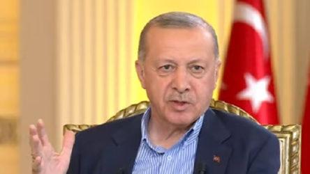 Erdoğan: Sosyal medyaya hiç olumlu bakmıyorum