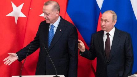 Erdoğan ve Putin arasında 'Afganistan' mutabakatı