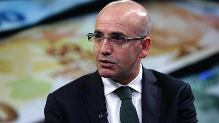 Yandaşların Mehmet Şimşek iddiasını yandaş Yeni Şafak yalanladı