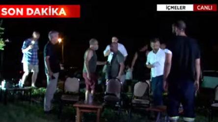 HalkTV canlı yayını basıldı