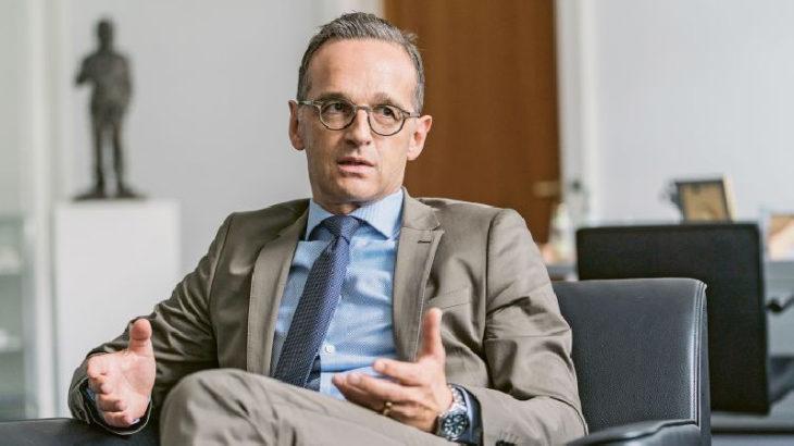 Almanya Dışişleri Bakanı Maas: Taliban ülkeyi ele geçirir ve şeriat hukuku getirirse, bir kuruş bile vermeyiz