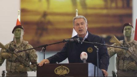 Milli Savunma Bakan'ından Afganistan'dan yapılan tahliye sürecine ilişkin açıklama