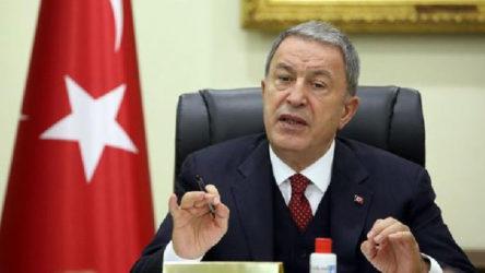 Hulusi Akar: Türkiye 20 yıldır Afganistan'da