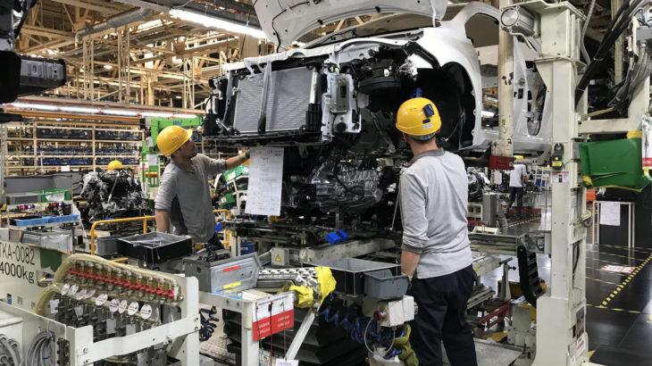 Japon otomotiv tekeli, çip krizinden ötürü üretime 3 hafta ara veriyor