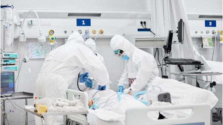 Manisa'da yoğun bakımlarda dikkat çeken aşı detayı