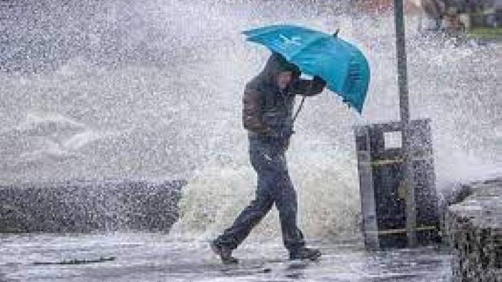 Meteoroloji'den Doğu Karadeniz ve Doğu Anadolu'nun kuzeyi için kuvvetli sağanak uyarısı