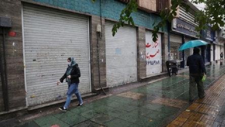 İran 6 günlük kısıtlamaya gitti