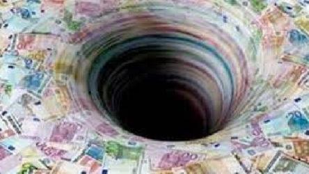 Temmuz ayında bütçe açığı 45.8 milyar lira oldu