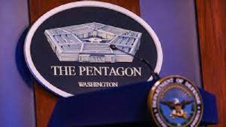Pentagon: Taliban, son bir buçuk ayda 6 şehir merkezinde kontrolü eline geçirdi