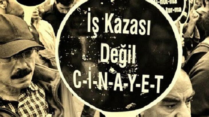 Bursa'da iş cinayeti