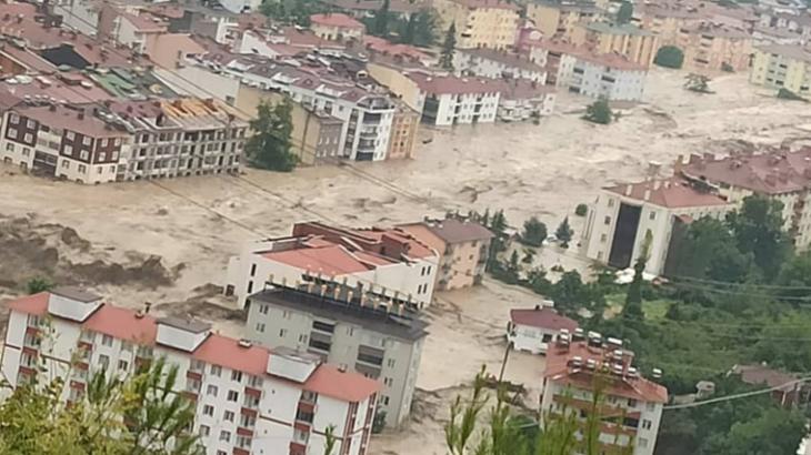 AFAD: Sel nedeniyle yaşamını yitirenlerin sayısı 78'e yükseldi