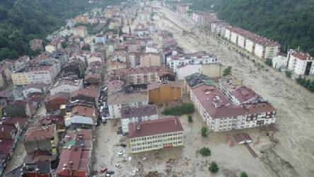 Yaşanan sel felaketi sonrasında can kayıpları 41'e yükseldi