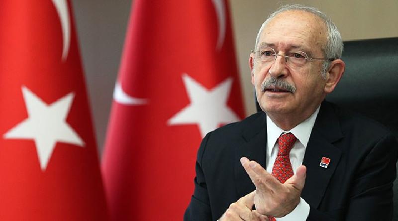 Kılıçdaroğlu Avrupa'yı hedef aldı: Biz sizin taşeronunuz muyuz? | Gazete  Manifesto