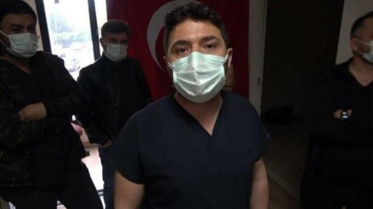 Kendisini muayene etmeyen doktoru gözaltına alan savcı hakkında karar verildi