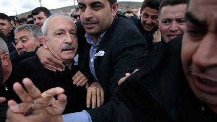 Kılıçdaroğlu'na Çubuk'ta yumruk atan saldırganı serbest bırakan savcıya ödül verilmiş