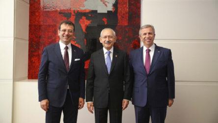 Kılıçdaroğlu, Yavaş ve İmamoğlu'nun Cumhurbaşkanlığı adaylığının önünü kapadı
